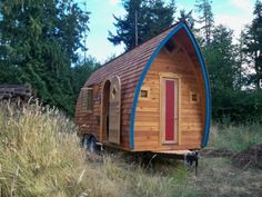 The Fortune Cookie was featured in Tiny Homes on the Move. Here aremore examples of Abel Zimmerman's wonderful work: First: Wood creates its own pathways. I am only following as best I can. Second: My work is about people. Every ... Read More