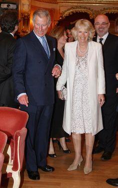 Prince Charles et  Camilla Duchesse de Cornwall