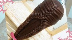 peinados sencillos faciles para cabello largo bonitos y rapidos con tren...