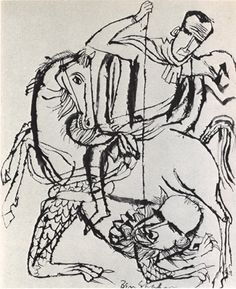 ben shahn drawings - Google-søgning