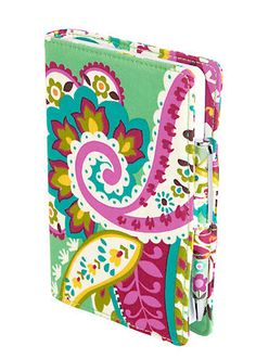 63f494854e Fabric Journal. Vera Bradley ...