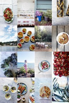 Summer in Seattle 2013 through my Instagrams