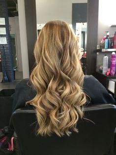Perfect hair ❤️ Blond hair Curly hair