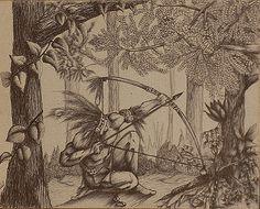 Na mata virgem uma coral piouEle atirou a sua flecha certeiraEle atirou, ele atirou , ele atirou Atira caboclo lá na mata da Jurema♫