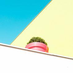Matthieu Venot es un maestro de la composición y color en sus fotografias de arquitectura.