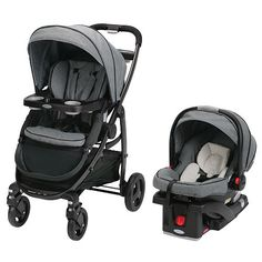 """Graco Modes Click Connect Travel System Stroller - Downton - Graco - Babies """"R"""" Us"""