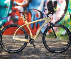 Woody Cruiser From Connor Wood