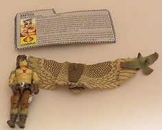 GI-JOE-Raptor-1987-Vintage-Action-Figure-w-card-accessories