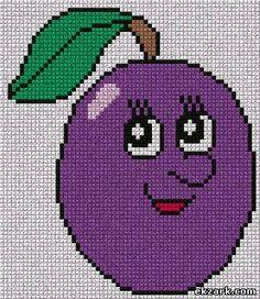 Fruta animamada