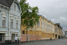 Oulu, Rantakatu