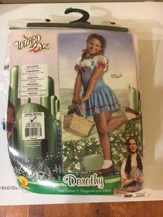 be58a9bcc80 Dorthy Halloween costume  fashion  clothing  shoes  accessories   costumesreenactmenttheater  costumes  ad (ebay link)