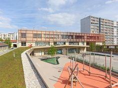 Gallery of Multi-Purpose Education Centre / Atelier Phileas - 6