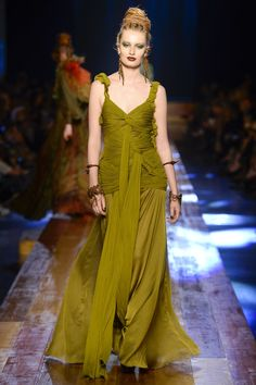 Jean Paul Gaultier Fall 2016 Couture Collection Photos - Vogue