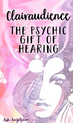 Clairaudience- The Psychic Gift of Hearing... Do you have it? Learn how to develop it here. #psychic #clairaudience #psychichearing #psychicdevelopment Spiritual Gifts, Spiritual Guidance, Spiritual Practices, Spiritual Wellness, Psychic Development, Spiritual Development, Psychic Powers, Psychic Abilities, Free Tarot Reading