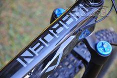 "Knolly Warden Carbon ""black star"" custom - custom bike by www.bikeinsel.com #Knolly #WardenCarbon #bikeinsel #SramEagle #Foxracingshox #Ibis Carbon Black, Black Star, Custom Bikes, Stars, Shopping, Custom Motorcycles, Sterne, Custom Bobber, Star"