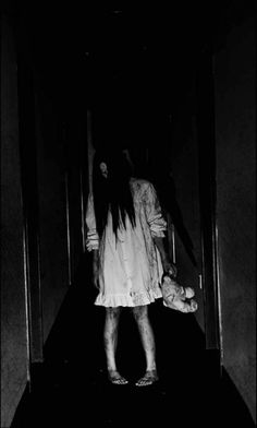 most common apparitions children and shadow people.