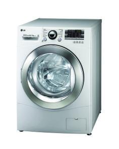 LG Lava e Seca Touch WD-1485AT Frontal 8,5 kg Branco - por volta de 2.000,00
