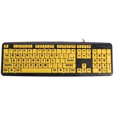 Logic Power Original Keyboard English Russian Wired Ps   Gaming
