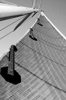 Shelter Image :: Photographs on canvas - SAIL