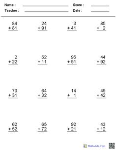 math worksheet : math aids  awesome website to create your own math pages! 5  : Math Generator Worksheets