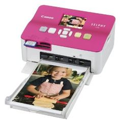 Canon Selphy CP780 photo printer..lucuu n super fast printing .. pengeeenn...