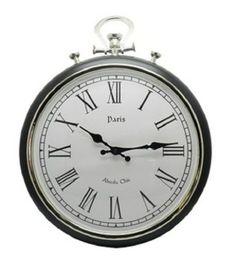 Relógio de Parede Tipo Despertador