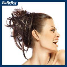 Non siete pratiche con le acconciature raccolte? Per fortuna c'è TrendyDo, l'elastico con ciuffi di capelli che consente di creare look unici e veloci in pochissimi secondi! Vi piace? #hair #hairstyle #capelli #elastico #acconciatura #ciuffi