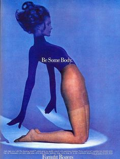 Be Some Body 60s ad