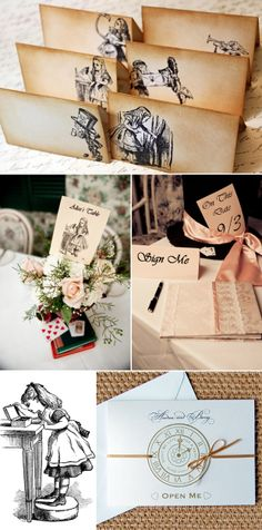 Book Themed Wedding – 5 Splendid Ideas | weddingsonline