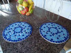suporte para pratos artesanal 002