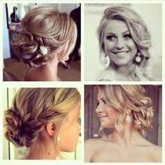 cute hair idea!