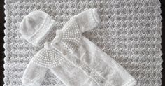 FREE CROCHET BLANKET PATTERN  CHRISTENING OR BURIAL   Fit 1 lb premature to 12 lbs. full term babies   Free pattern for charitable purposes...