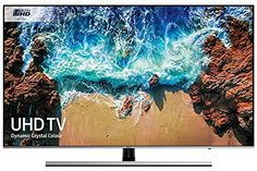 Samsung Dynamic Crystal Colour Ultra HD Certified HDR 1000 Smart TV - Black/Silver Model) [Energy Class A] - Kitchen Electronics Tv Samsung, Samsung Smart Tv, Samsung Galaxy, Dvb T2, Tv 32 Pouces, Led Backlight, Game Mode, Hide Cables, Fotografia