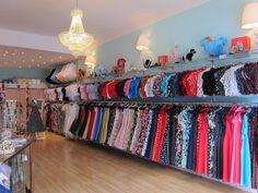 London's Top Shops: Vivien of Holloway, Holloway Road