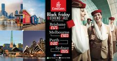 Black Friday Weekend Sale  | Valid until Monday  |  ✈ Emirates 👇  |  #Brisbane £573 | #Melbourne £603 | #Perth £492 | #Sydney £615  |  ☎ Call Now: 0203 515 9008  | 📱 WhatsApp: +44 778 620 7772  | 🔎 Book Now: http://www.callcheapflights.co.uk/?utm_source=pinterest&utm_campaign=black-friday-weekend-sale-valid-until-monday&utm_medium=social&utm_term=call-cheap-flights  |  #callcheapflights #cheapflights #travel #flights #flightoffers #emirates