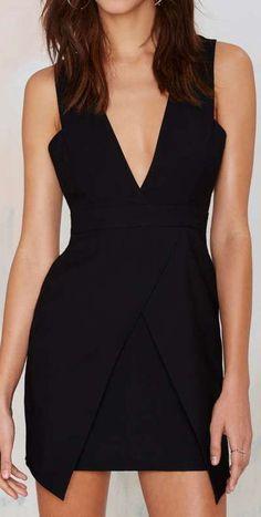 Little Black Dress // #lbd