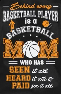 this is for my mom, who has given m advice, talked to coaches, paid for tourname. Basketball Mom Shirts, Basketball Quotes, Basketball Drills, Football And Basketball, Basketball Players, Basketball Room, Basketball Motivation, Basketball Wives, Basketball Stuff