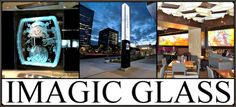 Imagic Glass is a world-class producer of custom architectural and patented high resolution direct-to-glass digital printing.  #printingarchitecturalglass  #customglass