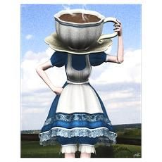 Tea With Alice Poster