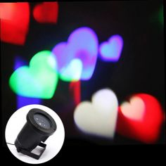47.91$  Buy now - http://aliga9.worldwells.pw/go.php?t=32756139247 - High Quality! Waterproof Outdoor Lighting 4W LED Lighting Heart Snow Projector Lamp Indoor Decoration Light Party Christma