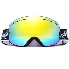 2da37a6df76 Be Nice Brand Outdoor Master Ski   Snowboard Goggles with Detachable Dual  Layer Anti-Fog Double Lens skiing eyewear