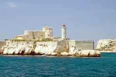 If Castle - Chateau d'If, #Marseille, #France http://travel.prwave.ro/marseille-what-not-to-miss/ #travel #Europe