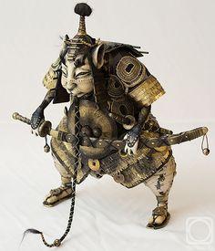Fantasy | Whimsical | Strange | Mythical | Creative | Creatures | Dolls | Sculptures | Sokolova Nadezhda