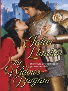The Widow's Bargain, Juliet Landon/  Anglophiles rejoice! Juliet Landon is a most popular romance writer in the UK, but little known in the US. Her work is marked by diligent historical research (lightly worn), sumptuous description, and interesting plot twists. Her books number in the scores. If you enjoy Historical Romance please give her a try./ Octavia Randolph octavia.net