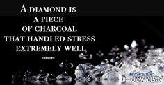 A Diamond is...