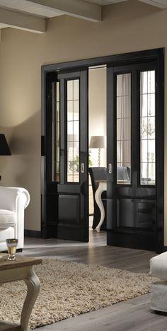 Pocket doors: Prachtige klassiek landelijke schuifdeuren