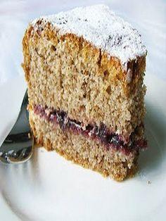 Celiachia: Torta al grano saraceno.