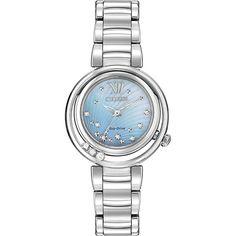 Citizen Eco-Drive Women's Citizen L Sunrise Diamond Watch