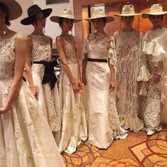 Resultado de imagen para JAVIER SAIACH Gaucho, Bridesmaid Dresses, Wedding Dresses, Lace Wedding, Chic, Lust, Fashion, Brazil, Uruguay