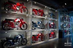 Epic view of Italy at  Barber Vintage Motorsports Museum
